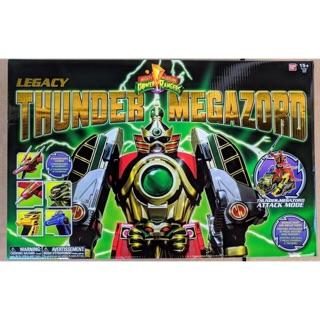 Mô hình DX Thunder Megazord DX (Brandnew) chính hãng Bandai