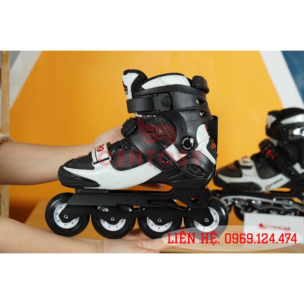 Giày Patin Người Lớn Cougar CR9 Tặng kèm thêm túi chuyên dung đựng giày patin