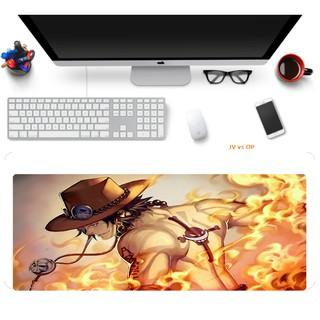 Lót chuột cỡ lớn pad chuột anime cute siêu đẹp bề mặt speed mã LC80