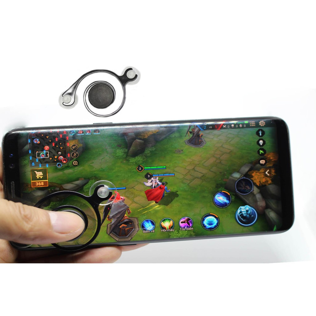 Thiết bị chơi game điện thoại Mobile JoyStick hỗ trợ chơi Liên Quân Mobile