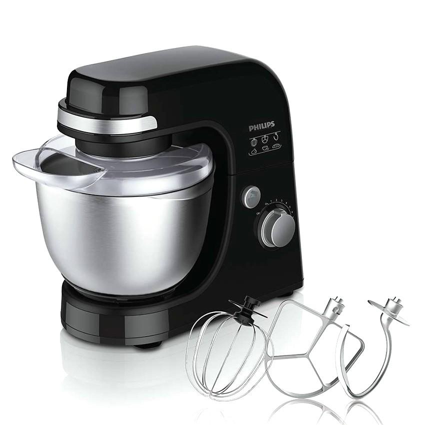 Máy chế biến thực phẩm Philips HR7920 (HCM) (Đen) - Hàng nhập khẩu