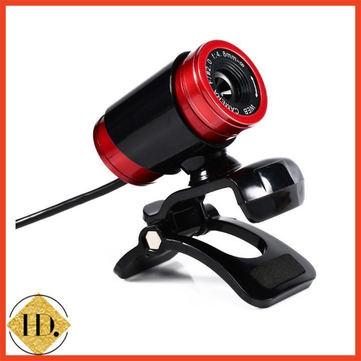 [GIÁ SỐC] Camera A860 480P Webcam Máy Tính Có MIC Giá chỉ 168.000₫