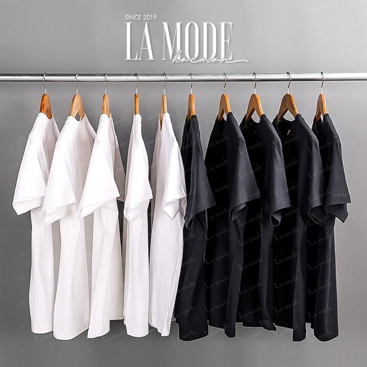 Áo Thun Trơn Thời Trang Cao Cấp - La mode