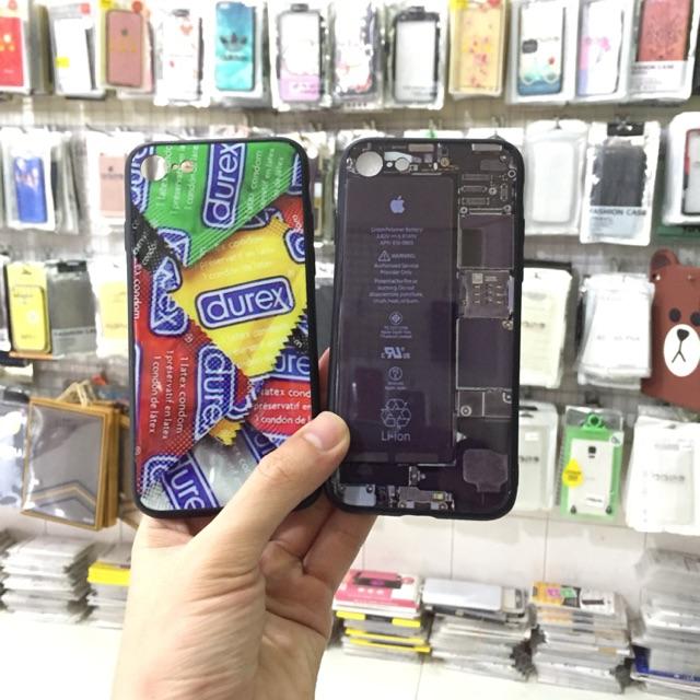 Ốp kính gương iphone 6 ,6plus,7 7plus,8,8plus, X