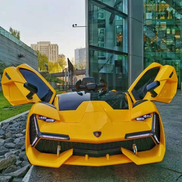 Siêu xe ô tô điện trẻ em Lamborghini NEL-603. Ibox shop để chọn màu nhé 