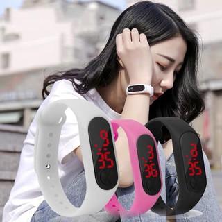 Đồng hồ thời trang nam nữ led thể thao DH91