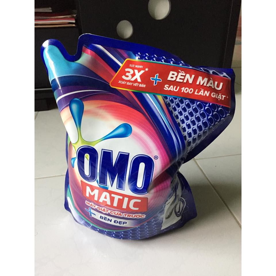Nước giặt OMO Matic Cửa trước túi 2,7kg - 3301068 , 1253629077 , 322_1253629077 , 157000 , Nuoc-giat-OMO-Matic-Cua-truoc-tui-27kg-322_1253629077 , shopee.vn , Nước giặt OMO Matic Cửa trước túi 2,7kg