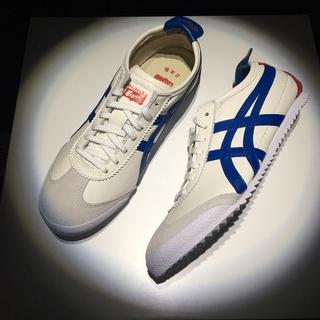 ASICS Onitsuka Tiger MEXICO 66 DELUXE TH9J4L-0142 Giày thể thao nam và nữ giày chạy bộ giày bình thường AZ0722 thumbnail