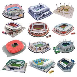 Đồ chơi lắp ghép 3D Mô hình sân vận động nổi tiếng thế giới.
