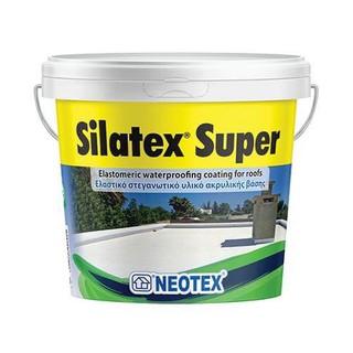 Sơn Chống Thấm Đàn Hồi – Silatex Super -Thùng 12kg