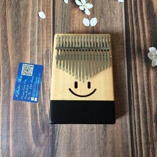 Đàn kalimba 17 keys mặt cười