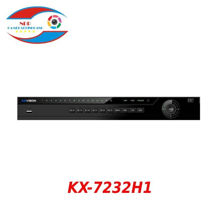 Đầu Ghi Hình 32 Kênh 5 in 1 KBVISION KX-7232H1 - Hàng Chính