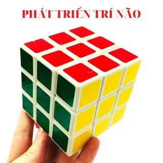 Đồ Chơi Rubic Sắc Màu Giúp Bé Giải Trí Kích Thích Não Bộ Thông Minh - ALOKIDS TB 2