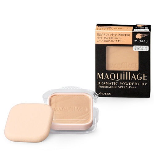 Image result for RUỘT PHẤN PHỦ MAQUILLAGE SHISEIDO