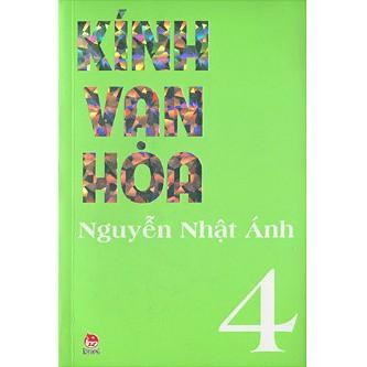 Sách - Kính Vạn Hoa - Tập 4 (Phiên Bản Mới)