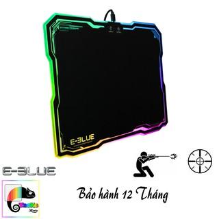 Bàn di chuột RGB E-BLUE EMP013-Kích thước 265 x 365 x 5 mm I Mouse Pad Led RGB E-Blue thumbnail