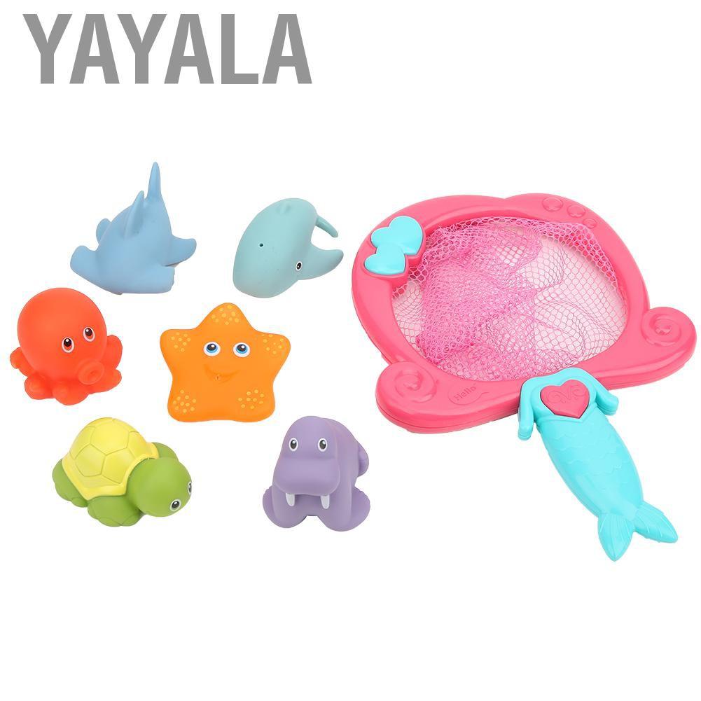 Yayala ABS Baby Bath Toys Bathroom Bathing Floating Toy for Boys Girls