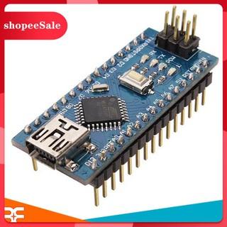 (Hàng Mới Về) Sản phẩm Kit Arduino Nano CH340 Chất Lượng Cao (BH 06 Tháng) thumbnail