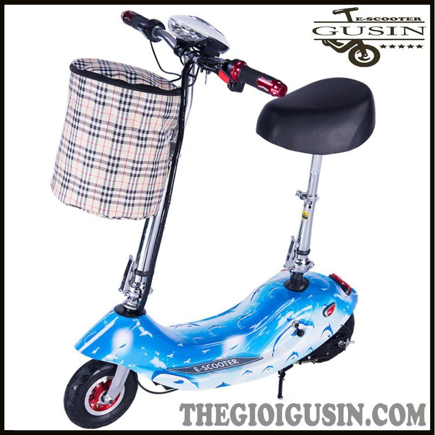 Xe Điện E-scooter mini / Phân Phối Chính Hãng GuSin / Sỉ lẽ