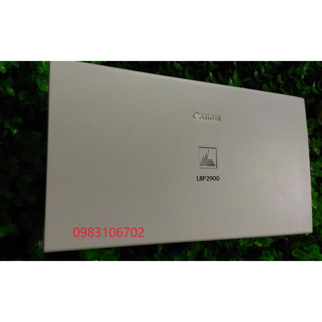 Khay đựng giấy máy in Canon 2900 chuẩn Zin logo nổi Khay gầm đỡ giấy vào