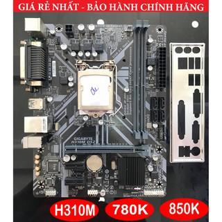 [RẺ NHẤT SHOPEE] Main H310M B360M B365M nhiều thương hiệu