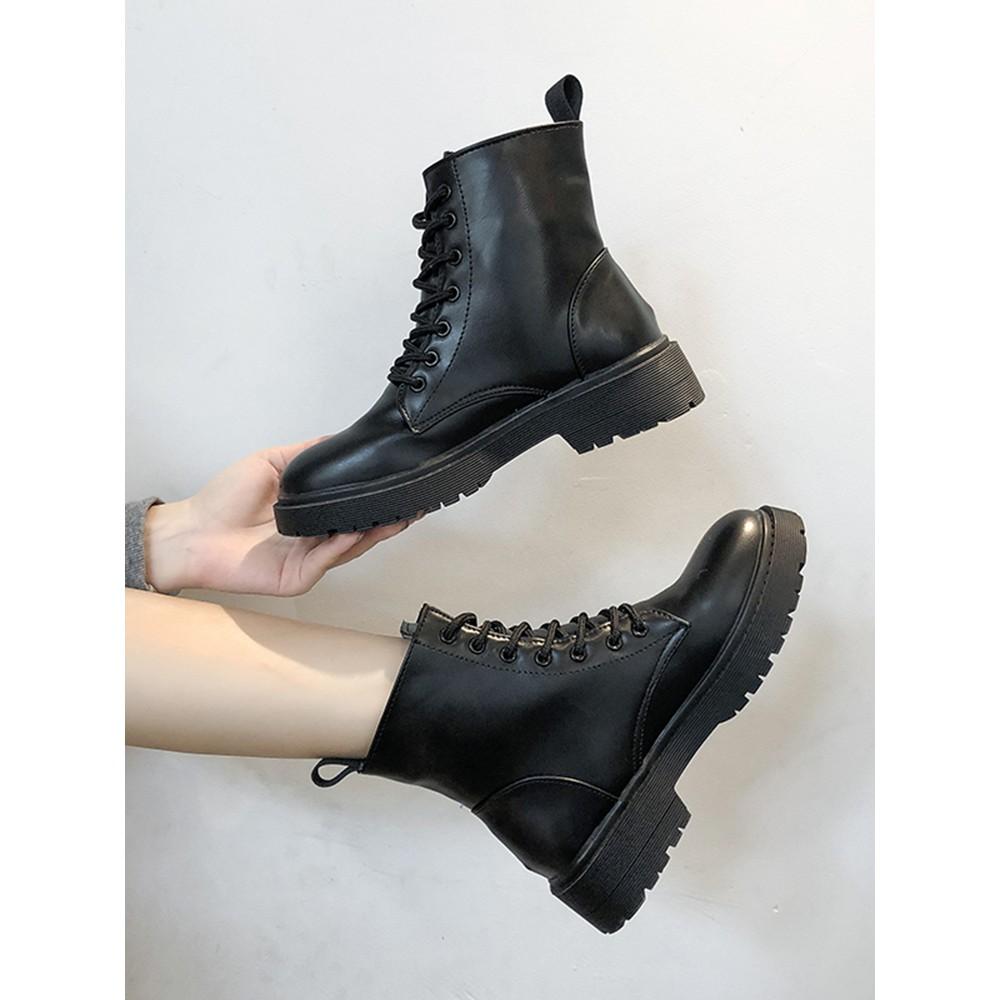 (ORDER) Boot nữ cao cổ cá tính (Ảnh thật ở cuối)