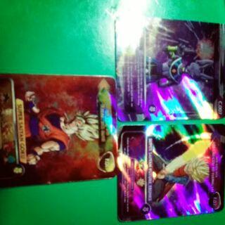 Combo 3 thẻ đặc biệt