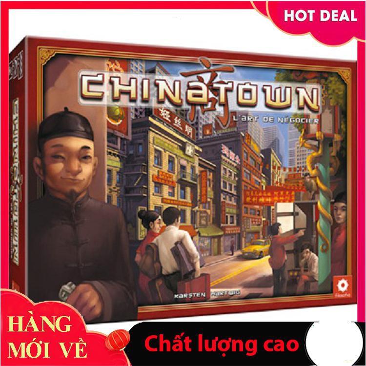 [Trợ giá] Boardgame hay China Town - Thị Trấn Trung Hoa