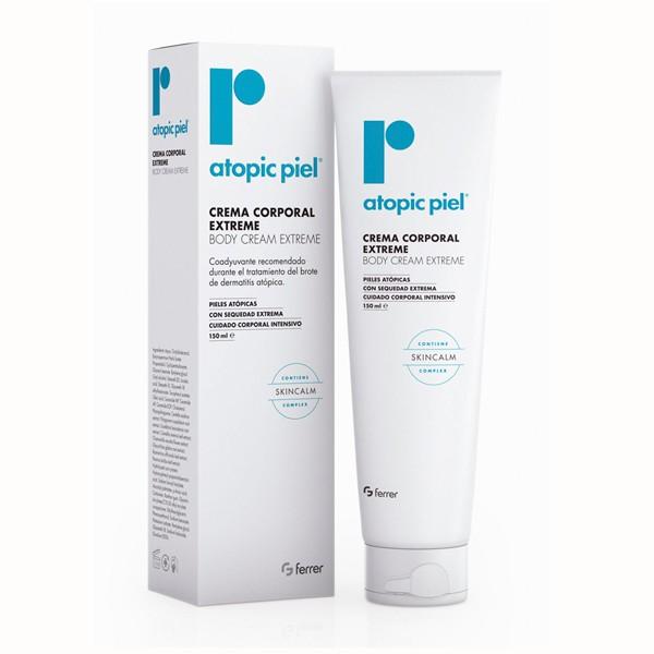 Kem dưỡng thể phục hồi, làm mềm dịu da dị ứng - Atopic Piel Body Cream Extreme 200ml - Repavar