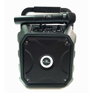 Loa Bluetooth Karaoke Công Suất Cực Lớn, Loa Xach Tay Mini KIOMIC K68(Tặng Kèm Micro Không Dây)-Bảo Hành 1 Đổi 1 MINCHAN