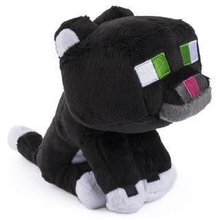 Nhồi bông Minecraft mèo Tuxedo 23 cm