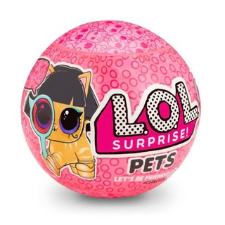 Trứng đồ chơi LOL Surprise! Eye Spy Pets Series 1-2