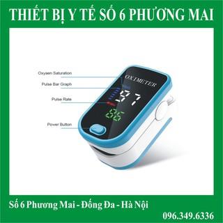 Máy đo nồng độ Oxy trong máu và nhịp tim SPO2 thumbnail
