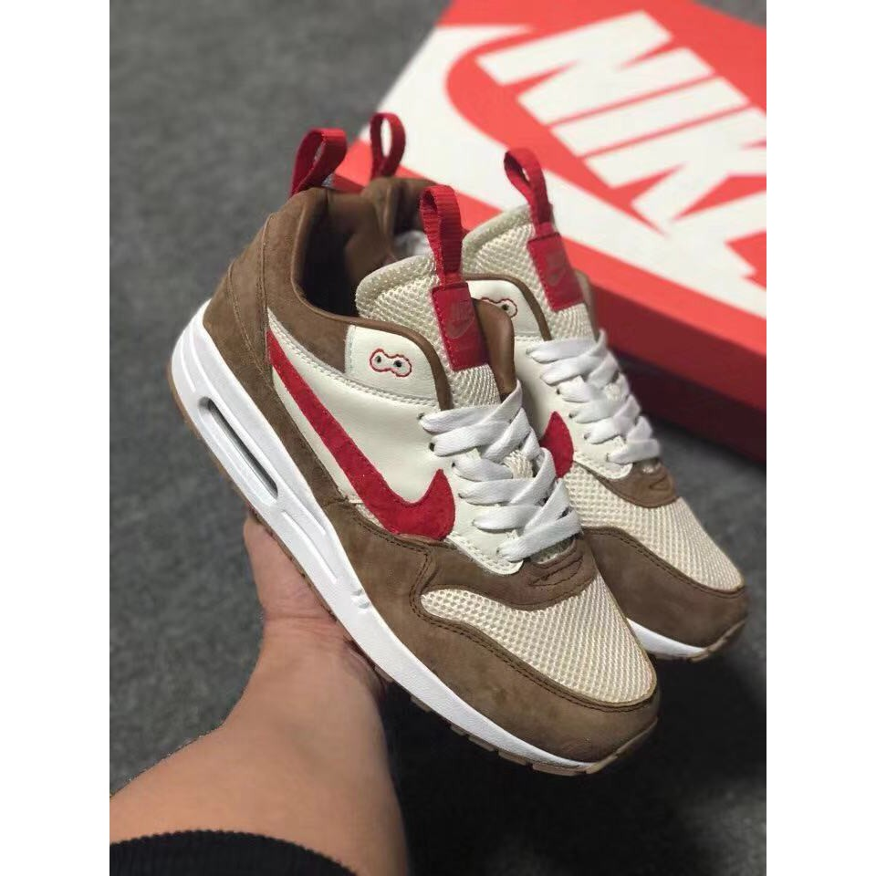 4/Mars Yard 2.0   AirMax 1/Brown Red/Size 36-45 Whit Half yards