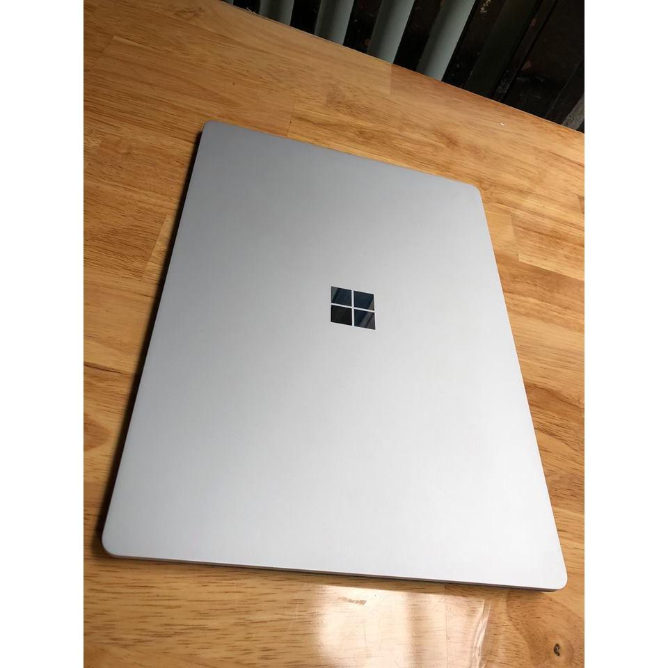 Laptop Miccrosoft Surface Laptop 1, i7 7660u, 16G, 512G, 2k, giá rẻ