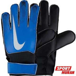 Găng Tay Thủ Môn Nike GK MATCH JR BLU BLK WHT SIL Chất Lượng Cao 368420 thumbnail