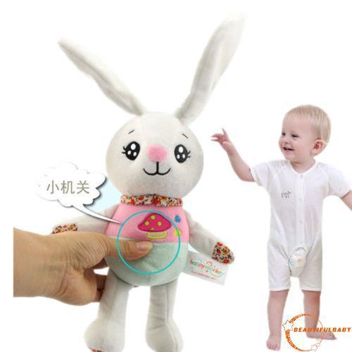 BღBღBirthday Gifts Plush Toy Doll Soft Baby Rabbit Cute Animal 30CM Bunny