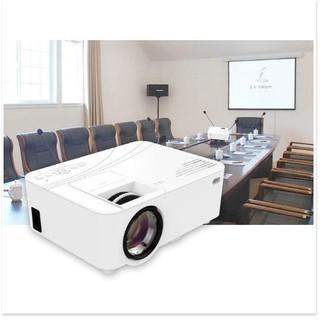 Máy Chiếu Mini 4K KOOGOLD chính hãng Full HD, Kết Nối Wifi, Điện Thoại, Độ Phân Dải Cao, Sắc Nét. Bảo hành 12T thumbnail