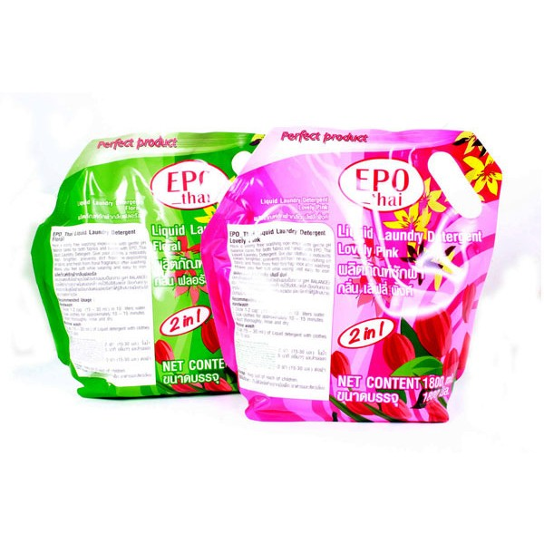 Nước giặt EPO túi 1800ml