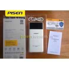 Pin sạc dự phòng Pisen Power Station Smart TS-D195 15000mah
