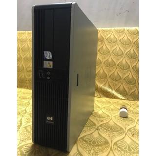 Bộ máy tính game Zingme CF võ lâm văn phòng hiệu HP Dell SSD128g ram 4gb chạy 24/24h có thu wifi internet không dây