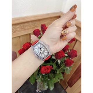 Đồng hồ nữ Franck muller Geneve vạch số đính kim cương cao cấp -guou -MTP STORE thumbnail