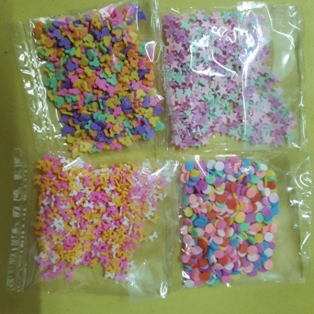 Cốm 10Gram Các Loại Nguyên Liệu Làm và Trang Trí Slime - 3194940 , 1250364173 , 322_1250364173 , 9500 , Com-10Gram-Cac-Loai-Nguyen-Lieu-Lam-va-Trang-Tri-Slime-322_1250364173 , shopee.vn , Cốm 10Gram Các Loại Nguyên Liệu Làm và Trang Trí Slime