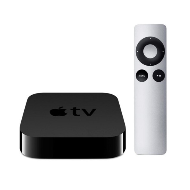 Đầu phát Apple TV3 - Tivi box chuẩn táo Mỹ