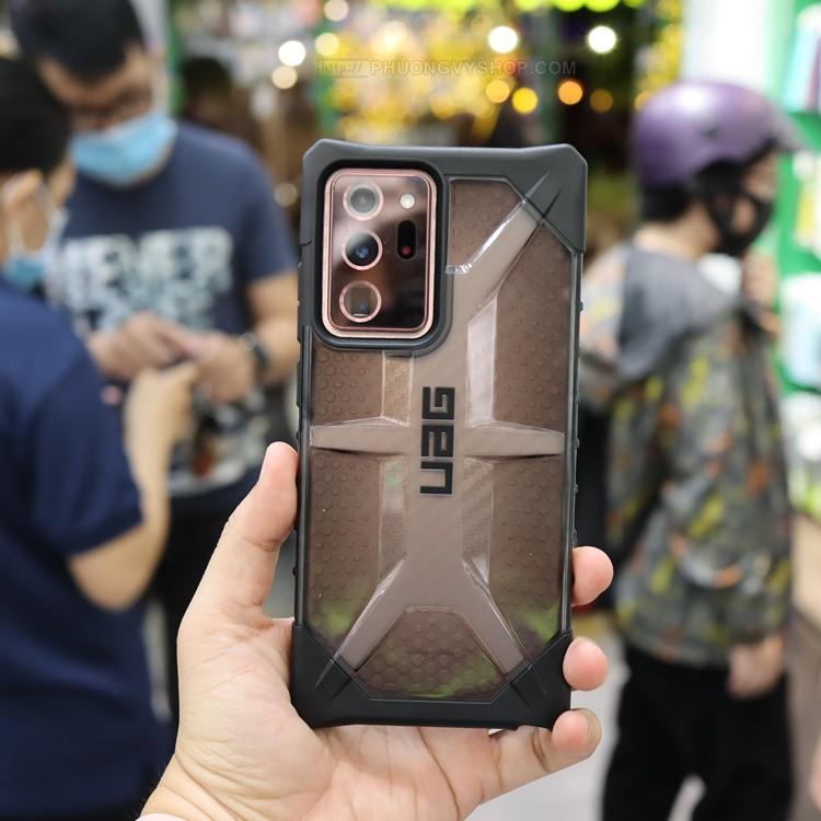 4. Ốp UAG Plasma Galaxy Note 20 Ultra, S21 Ultra chính hãng