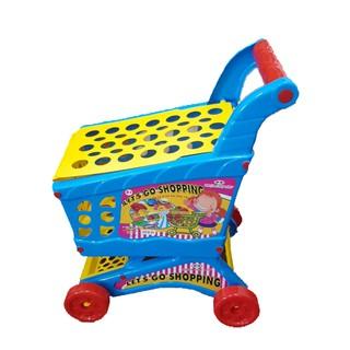 Bộ lắp ghép Xe đẩy siêu thị cho bé 204