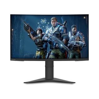 Màn HÌnh Lenovo G27C-10 (27 inches, FHD, 165Hz, cong, số 1 cho game thủ) thumbnail