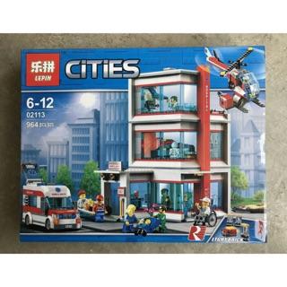 Lepin 02113 Bệnh viện Thành phố