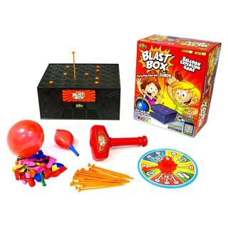 Trò Chơi Chiếc Hộp Nổ Bong Bóng – Blast Box Game