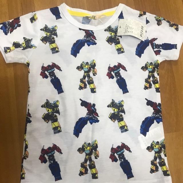 Áo phông cotton HM